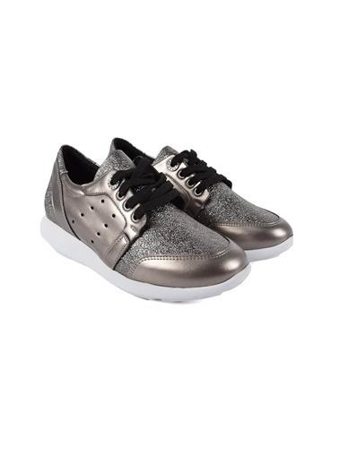 Kuum Ayakkabı Gümüş